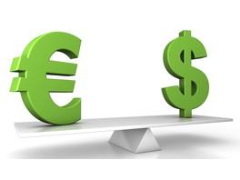 ЦБ понизил курс евро на 2,66 рубля