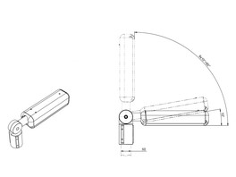 Самый лёгкий светодиодный светильник от «ФЕРЕКС» для наружного освещения