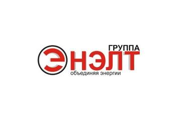 Логотип Группа ЭНЭЛТ