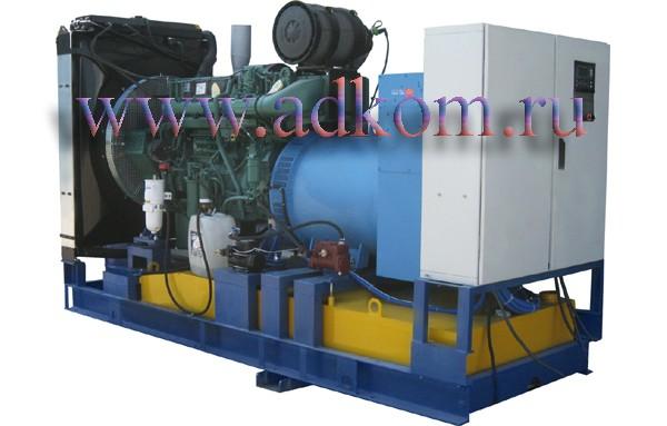 Дизельные генераторы АД-500C-Т400-1Р.
