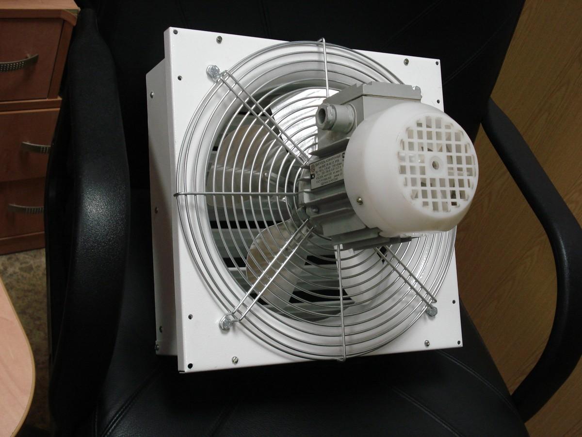 Осевые низконапорные вентиляторы во 12 0