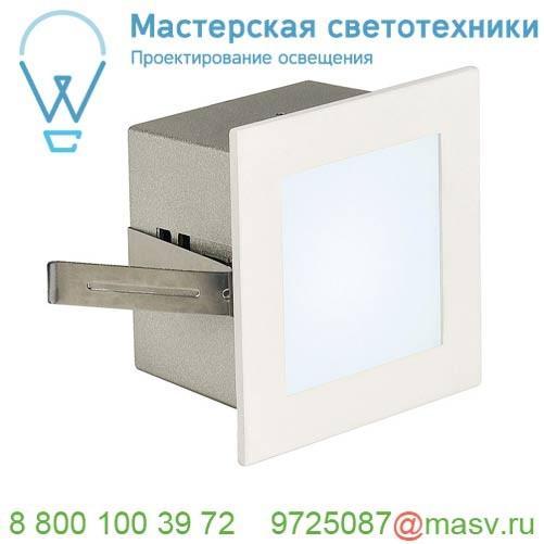 113260 slv frame basic led 350 1 led 4000 45. Black Bedroom Furniture Sets. Home Design Ideas