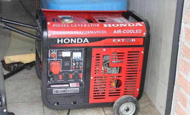 генераторы honda в перми