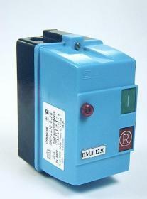 ПМЛ 1220 02Б - схема подключения к двигателю