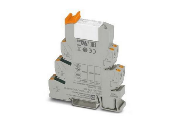 Новая версия интерфейсных релейных модулей PLC от Phoenix Contact: максимальная защита от наводок