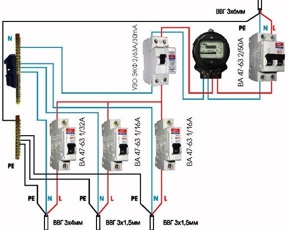 Схемы электроснабжение частного дома курсовая работа электроснабжение электроаппаратного завода