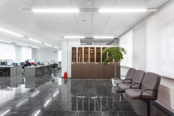 Эффективное офисное освещение — выбор грамотного руководителя