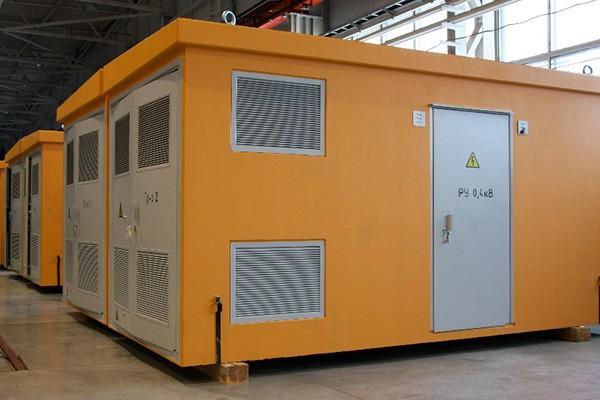 Классификация и комплектация трансформаторных подстанций