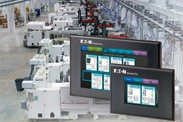 «Умный» мониторинг энергопотребления с системой Eaton BreakerVisu
