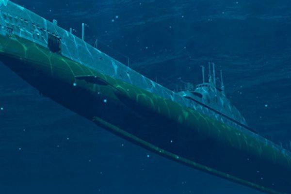 Подводный нон\u002Dстоп