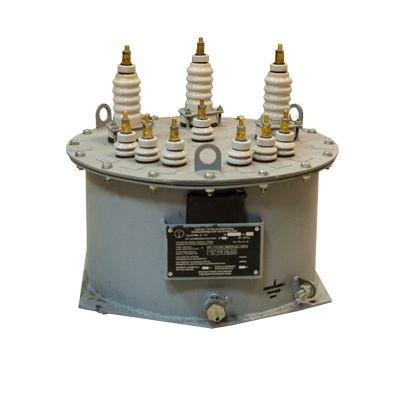 Трансформатор НТМИ-6 6000/100В