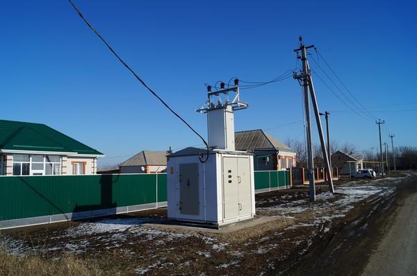 «Кубаньэнерго» построило и реконструировало 250 энергообъектов на северо-востоке края