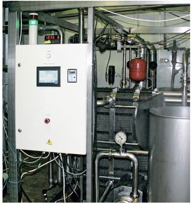 Приборы ОВЕН установлены на Вологодском молочном комбинате