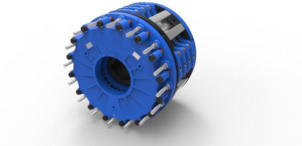 Новые тормозные системы Eaton Airflex® с водяным охлаждением увеличивают срок службы оборудования нефтяной, газовой и горнодобывающей промышленности