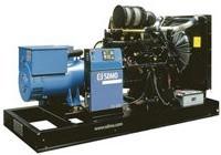 Дизель-генераторная установка фирмы SDMO  V700K