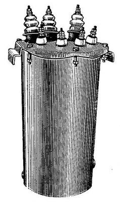 Трансформатор НТМК-6 6000/100В