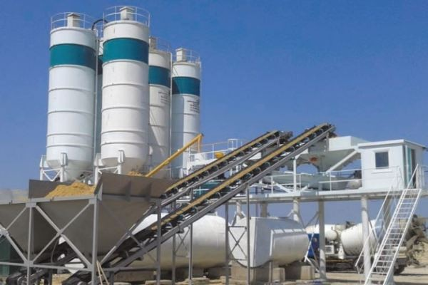 Модернизация АСУ бетонного узла на базе оборудования ОВЕН