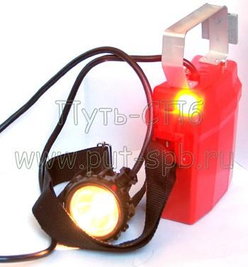 ФЖА-ПБСК фонарь аккумуляторный светодиодный железнодорожный