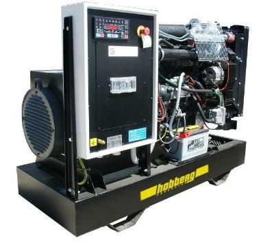 Дизельный генератор Hobberg на двигателе Deutz модель HD 330A