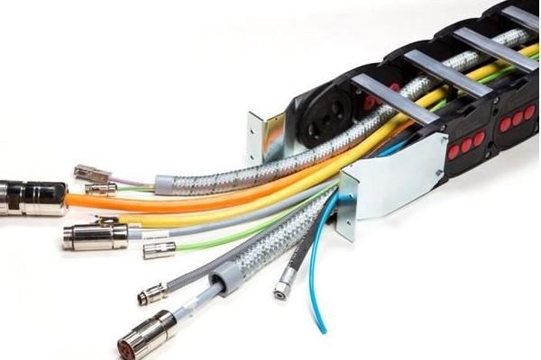 ÖLFLEX® CONNECT CHAIN: готовые решения на базе кабельных цепей