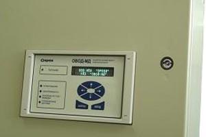 Оптоволоконная быстродействующая дуговая защита «ОВОД\u002DМД»