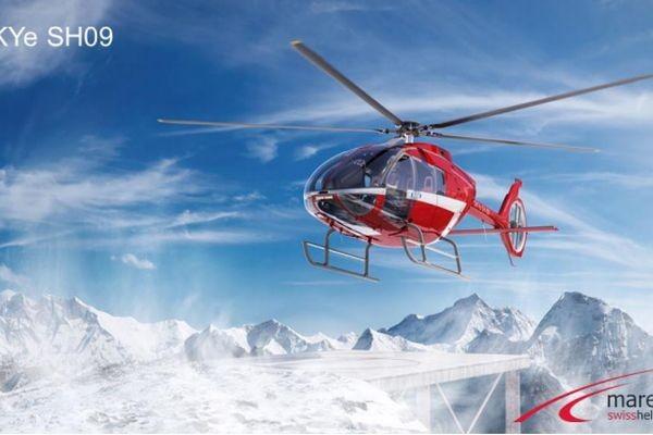 Измерительные технологии HBM для вертолетной техники