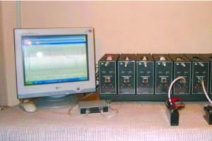 Универсальное оборудование для испытаний химических источников тока
