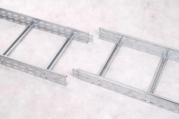 Лестничные лотки — решение для монтажа тяжёлых кабельных линий