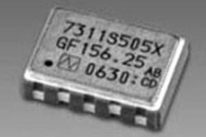 Современные кварцевые компоненты компании NDK