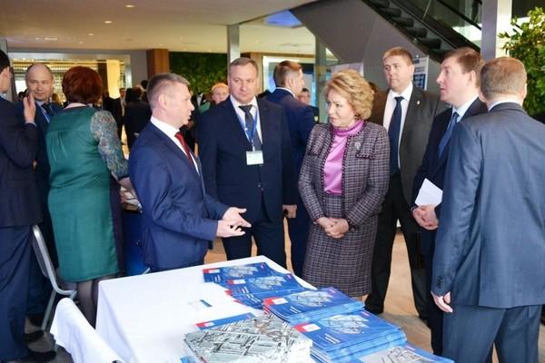 ЗЭТО представил свою продукцию на Международном Форуме приграничных регионов России и стран ближнего зарубежья