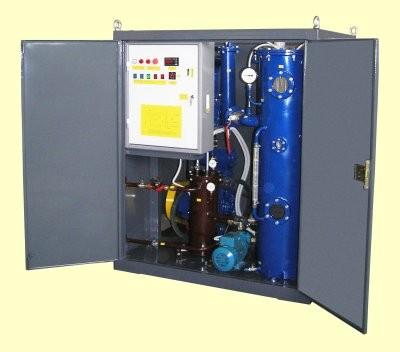 УВМ10-0,8 Установка для обработки трансформаторного масла