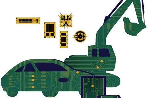 Использование тензорезисторов от HBM при проведении испытаний печатных плат  на устойчивость к механическим воздействиям