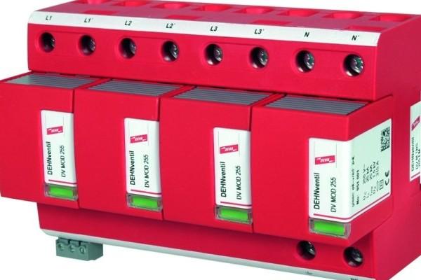 Инновационные УЗИП на основе искровых разрядников  для систем электроснабжения