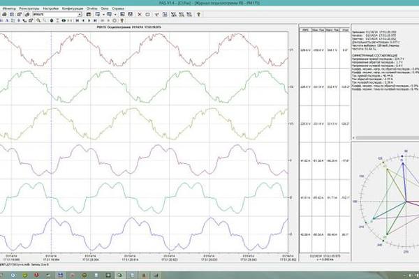 РМ175 — проверяем ИБП и управляем генераторами