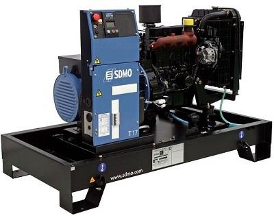 Дизель-генераторная установка фирмы SDMO  Т17КM