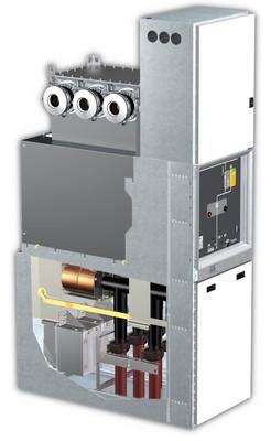 Schneider Electric представляет новую линейку комплектных распределительных устройств с элегазовой изоляцией серии GHA на напряжение до 35 кВ