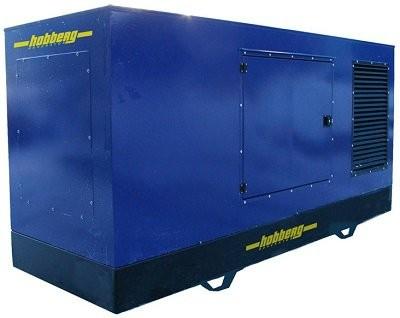 Дизельный генератор Hobberg на двигателе Deutz модель HD 33SA