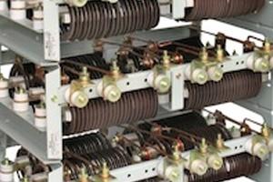 Пускорегулирующий резистор (блок резисторов) для применения в крановом электроприводе