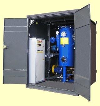 УВМ 10-3 Установка для обработки трансформаторного масла