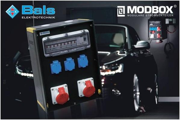 Инновационные распределительные щиты  Bals Elektrotehnik: идеальное решение по распределению энергии в ударопрочном корпусе
