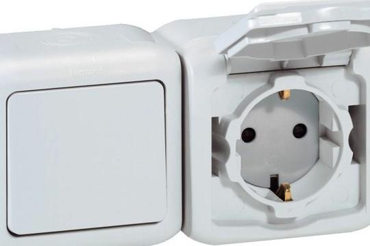 Как выбрать розетки и выключатели для дачи, или Немного об IP