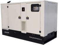 Дизель-генераторная установка GMJ200 в шумозащитном кожухе SILENT