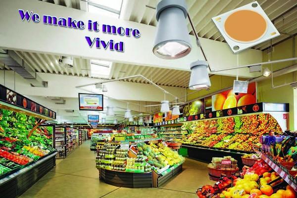 VIVID от Citizen Electronics — источник света с максимальным спектром цветов