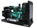 Дизель-генераторная установка GMC550 открытого исполнения