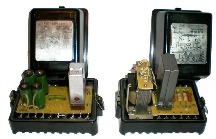 Продам: Реле импульсной сигнализации РИС-Э2М, РИС-Э3М - ООО …