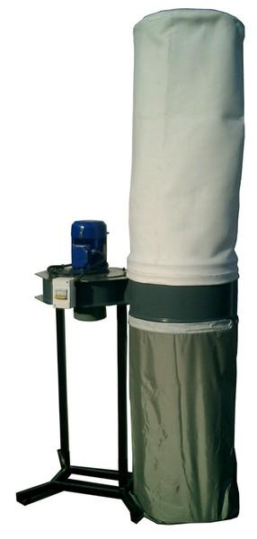 Предназначен для удаления стружки, опилок, пыли от деревообрабатывающего