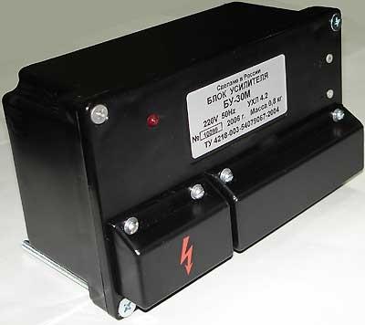 Блок усилителя БУ-30М предназначен для преобразования сигналов индуктивного или реостатного датчиков положения вала...
