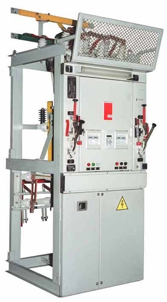 Камеры КСО-292 предназначены для работы в электрических установках трехфазного переменного тока частотой 50 и 60 Гц...