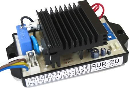 Регулятор AVR-20 электронное устройство для генератора...