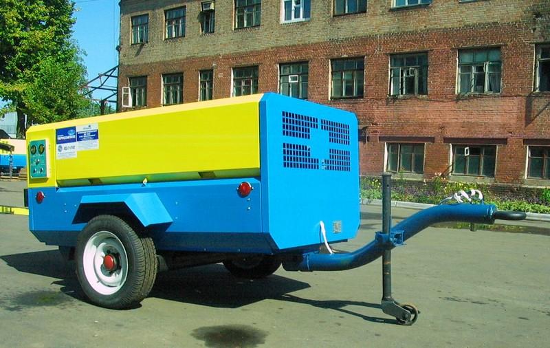 ...в том числе модельного ряда АДД с приводом от дизельных двигателей предназначены для питания одного или двух...
